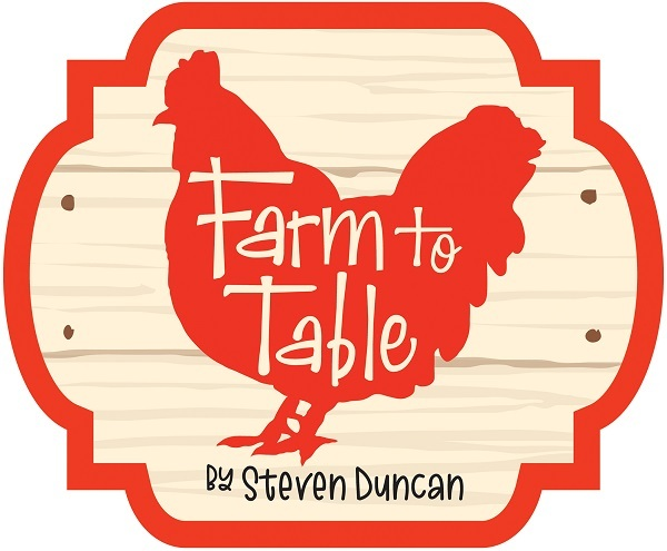 Farm To Table Steven Duncan Carta Bella
