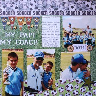 My Papi, My Coach