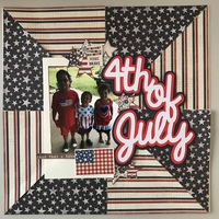 2020 7 patriotic kids