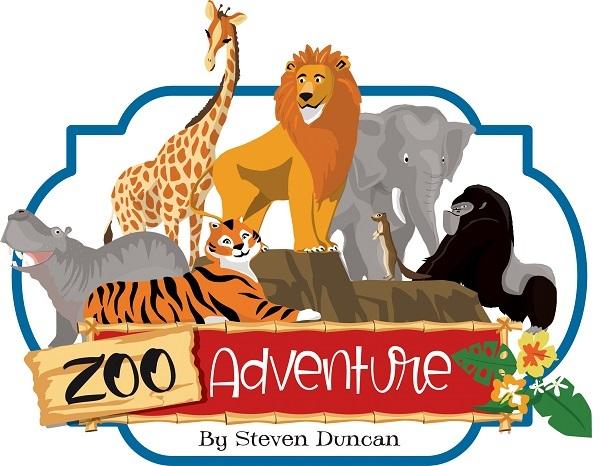 Zoo Adventure Steven Duncan Carta Bella