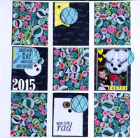 Easter 2015 (July 2020 Pocket Page Challenge)