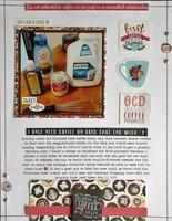Coffee Creamer Layout