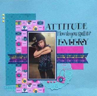 Attitude - is spelled E M E R Y