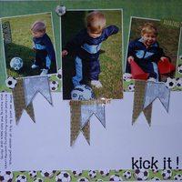 Kick It !