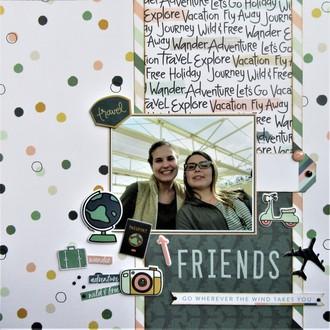 Friends - Sam & Gabby