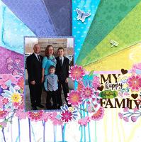 My Happy Fabulous Family