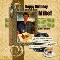 Happy Birthday, Mike!