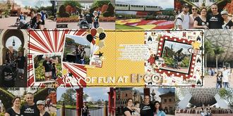 Day of Fun at Epcot