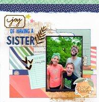 Joy of Having a Sister