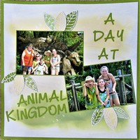 A Day At Animal Kingdom