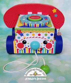 Doodlebug Chatterbox Phone