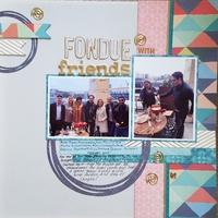 Fondue with Friends