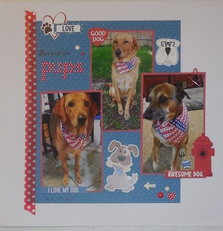 Patriotic Pups