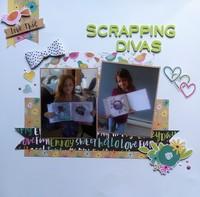 Scrapping Diva's