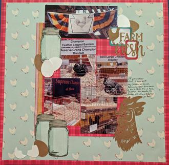 Becky Fleck #182 - Farm Fresh