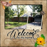 Welcome to My Home
