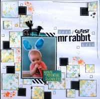 mr rabbit (August 2020 My Mood Challenge)