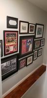 My Buckeye photo wall