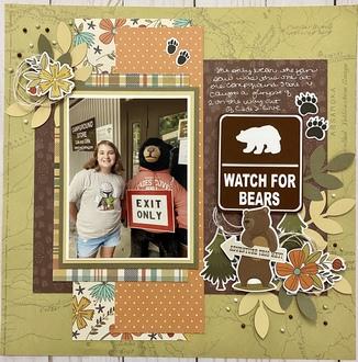 Watch for Bears