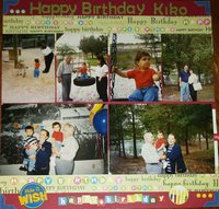 Happy Birthday Kiko