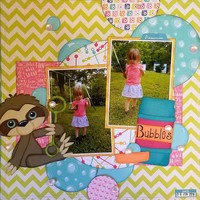 Sloth Bubbles