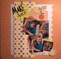 Make Juice/ Becky Fleck #183