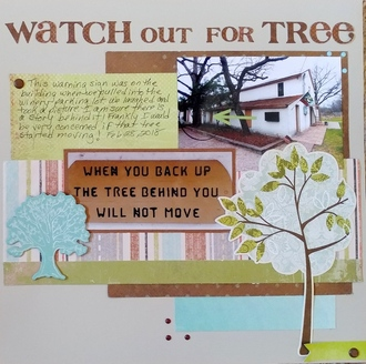 Watch Out For Tree