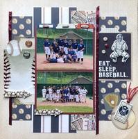 Eat. Sleep. Baseball