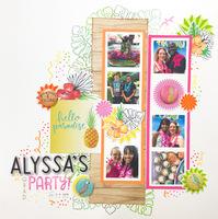 Alyssa's Party