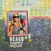 Beach Happy Hour
