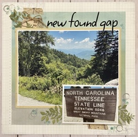 New Found Gap
