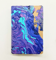 Paint Pour Journal Cover