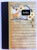 Musical Hello Card