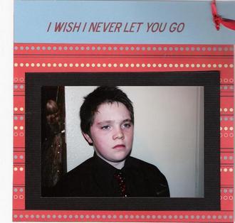 I wish I never let you go
