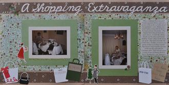 A Shopping Extravaganza