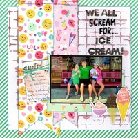 We All Scream For Ice Cream!