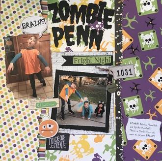 Zombie Penn