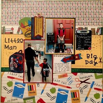 Little Man, Big Day