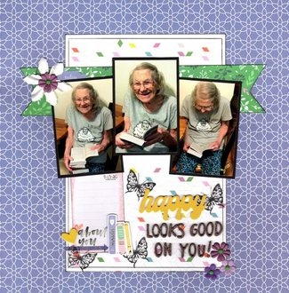 Happy Looks Good On You!