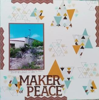 Maker of Peace