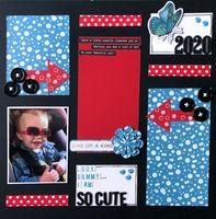 so cute (Aug 2020 Mood Board Challenge)