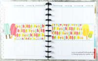Summer Treats Planner Spread