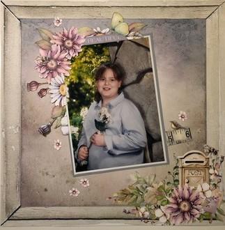 5th Grade Portrait
