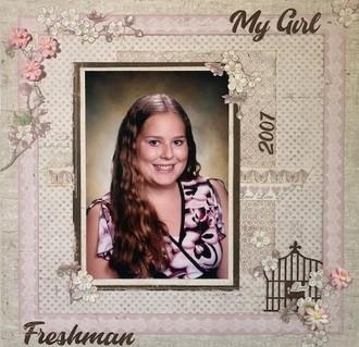 9th Grade Portrait
