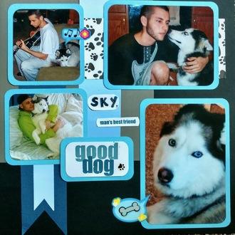 Sky-man's best friend