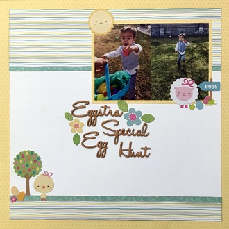 Egg Hunt (Aug Rewind)