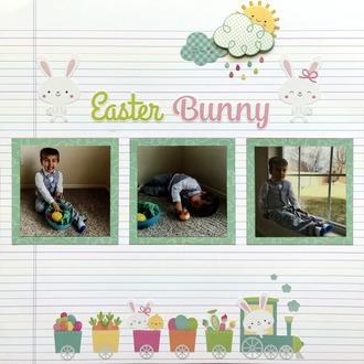 Easter Bunny (Aug Music)