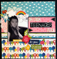 Oh Look Teenager Face (Sept 2020 Title Challenge)