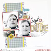 Legit Beard Dude