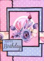 Happy Birthday (Sept 2020 Card Challenge)
